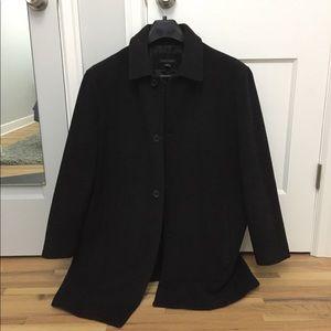 Banana Republic Wool Overcoat XL
